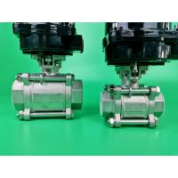 Quality Carbon Steel Electric Ball Valve For Water , Sea Water , Sewage , Oil for sale