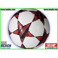 China New Design Machine - Stitched Synthetic Leather Soccer Ball Standard Size and Weight on sale