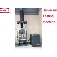 Quality Low Frequency Servo Hydraulic Universal Testing Machine ISO15630.2 Standard for sale