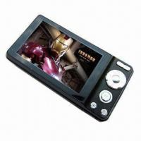 Quality 2.4-inch TFT MP4 Video Player with Up to 4GB Memory Storage and FM Radio Function for sale