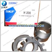 Quality SKF H206 25x45x27mm Adaptor Sleeve with Lock Nut KM6 and Locking Device MB6 for 25mm Shaft for sale