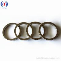 Quality Neodymium ring magnets of thin wall for sale