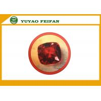 China Professional Metal Red ABS Poker Chips Casino For Playing Game Set wholesale