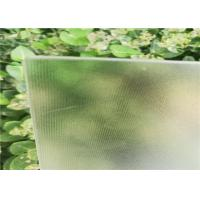 Quality Anti Reflective Low Iron Clear Glasses ,  Solid Tempered Glass For Solar Panels for sale