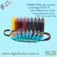China Epson Stylus Ciss Continuous Ink Supply System With Sublimation Ink on sale