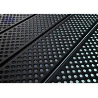 Quality Attractive Perforated Metal Sheet Stainless Steel Perforated Plate with Oxidation for sale