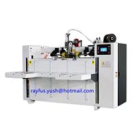 Quality Semi Automatic Stitching Machine For Corrugated Boxes Servo Control Good Performance F for sale