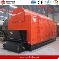 China Non Pollution Biomass Hot Water Boiler Long Durability Corrosion Resistant on sale