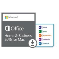 China Sticker Microsoft Office For Mac Key Code 2016 Home And Business Mac OS RAM 4 GB on sale