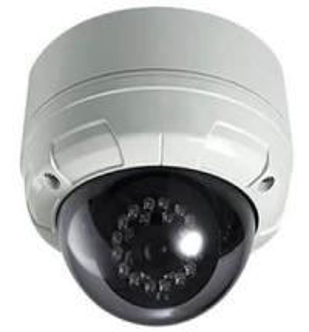 Quality Waterproof IP66 NTSC 768(H) * 494(V) 480TVL IR - CUT CCD Dome CCTV Systems Camera for sale