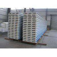 Quality Sandwich Panel Corrugated Steel Sheets Color Customized 40 - 180g Zinc for sale