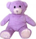 Quality Stuffed Plush Teddy Bear Toys Purple Teddy Bear for sale
