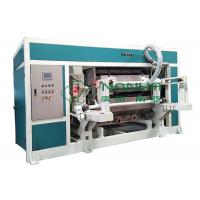 Quality Automated Rotating Egg Tray Machine / Paper Pulp Moulding Machine for sale