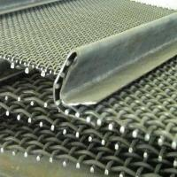 Quality hooked(shaker) screen/min wire screen for sale