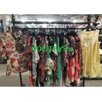Quality Clean High Quality Second Hand Clothes ,  Popular Used Girls Clothes Silk Blouse for sale