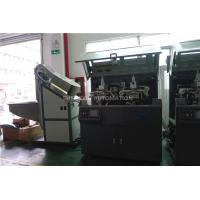 Three Color Hot Foil Stamping Machine Curved Surface 3600Pcs / Hr