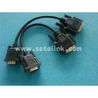 Quality 2012 NEW RIGHT ANGLE FLAT OBD CABLE for sale
