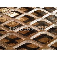 Quality Expanded metal stair treads /expanded metal mesh walkway for sale