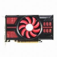 Quality 128 Bit 1,024MB GDDR3 GeForce GT430 Graphics Card with 700MHz Core Frequency for sale