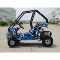 Quality 110CC Mini Kids Two Seat Go Kart KD 49FM5 , Three Speed With Reverse for sale