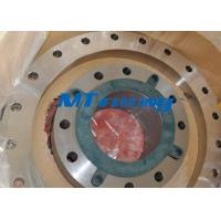 Quality ASTM A815 / ASME SA815 400LB S32205 / F51 Duplex Steel Slip On Flange for sale