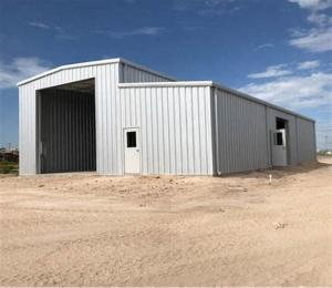 Quality Customized Low Carbon Steel Prefab Metal Building Structure For Workshop for sale