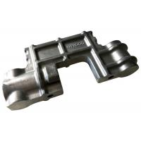 Metal Turned Precision CNC Machined Parts Polished ISO9001 Certified