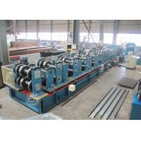 Quality Cr12 Mould Steel C Shape Galvanized Steel Purlin Forming Machine With Life Time Service for sale