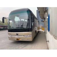 Quality YC Engine LHD Yutong Used Coaster Bus 2015 Year Diesel 55 Seat 12 Meter for sale