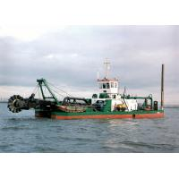 Quality 800m3/h river sand mining dredge for sale