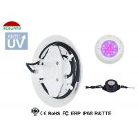 Quality 18W Surface Mounted Led Swimming Pool Lights AC 12V RGB Switch ON / OFF Control for sale