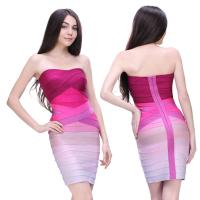 Quality 2014 new arrival fashion ladies curvy bandage dress for sale