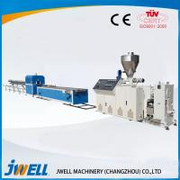 Quality Wood Tray Vacuum Forming Machine , Wpc Extrusion Machine Elegant for sale