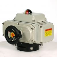 Quality Three Phase 100Nm 380VAC Quarter Turn Actuator for sale