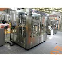 Quality Sus 304 Industrial Bottling Equipment Monoblock Filling And Capping Machine for sale