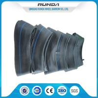 Quality 550% Tensile Motorcycle Tyre Inner Tubes4.00-8 Excellent Air Tightness TR13 for sale