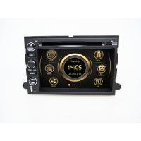 Buy cheap FORD DVD Navigation System , 2din Car Stereo with Navigation Touchscreen for from wholesalers