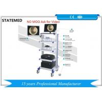 Quality 900 / 1100 Line Ent Endoscopy Equipment , Video Endoscopy System With 19 Inch Display for sale