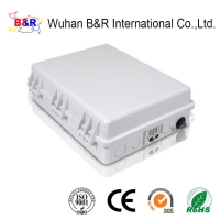 Quality 32 Cores Waterproof Fiber Optic Distribution Box for sale