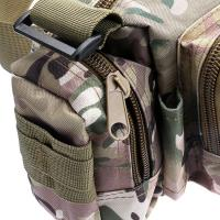 Buy Outdoor MOLLE Polyester Tactical 3P Bag Military Pouch Waist bag at wholesale prices