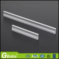 Quality bedroom kitchen accessories office powder coated anodized aluminum furniture handle for sale