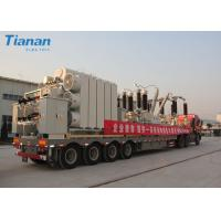 Quality 132kv Outdoor Distribution Emergency Power Mobile Transformer Substation for sale