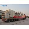 132kv Outdoor Distribution Emergency Power Mobile Transformer Substation for sale