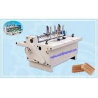 Quality Automatic Partition Slotter Machine High Speed Slitting Slotting Clapboard Making for sale
