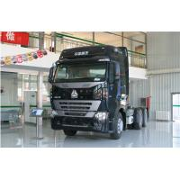 Quality 6*4 Truck head tractor truck Prime Mover Truck 420hp with air - condition , ABS for sale