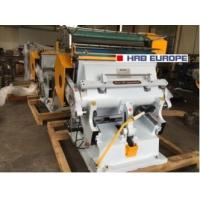 Quality Manual Platen Die Cutting Machnie With Stamping Machine 380 Or 440V Volltage for sale
