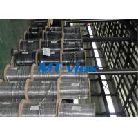 Quality Seamless ASTM A269 TP316L / 304L stainless steel coil tube ISO 9001 & PED & AD2000 for sale