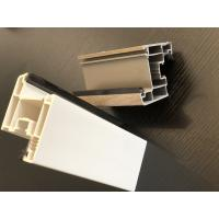 Buy cheap Light Transmission 60mm UPVC Door Profiles For Bus - Stops Advertisement from wholesalers