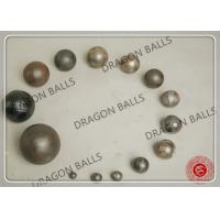 Quality Abrasion Resistant Grinding Balls Mining For Cement Plant / Power Station for sale