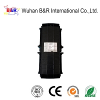 Quality Anti Aging FTTH 2 In 2 Out Fiber Joint Enclosure for sale